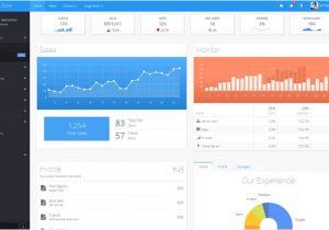 Conquer Responsive Admin Dashboard Template 40 Premium Admin Dashboard Templates Designrfix Com