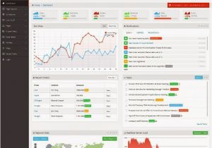 Conquer Responsive Admin Dashboard Template 60 Best Admin Dashboard Templates Webprecis