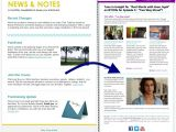 Constant Contact Email Newsletter Templates 3 Email Design Tips for Nonprofits Constant Contact Blogs