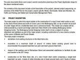 Construction Business Plan Template Word 14 Construction Management Plan Templates Free