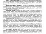 Construction Contract Addendum Template 10 Construction Contract forms Word Pdf