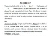 Construction Contract Agreement Template 28 Construction Agreement forms Templates Word Pdf