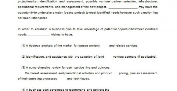 Consultancy Proposal Template Doc Consulting Proposal Template 16 Free Sample Example