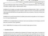 Consultation Contract Template 17 Consulting Contract Templates Docs Pages Free