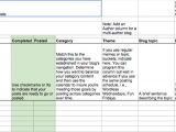 Content Calendar Template Google Docs Editorial Calendar Template Google Docs Best Business