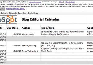Content Calendar Template Hubspot 5 Outils Gratuits Pour Creer Un Calendrier Editorial De