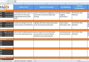 Content Calendar Template Hubspot 6 Useful Content Marketing tools and Templates Cooler