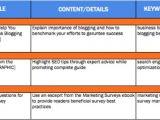Content Calendar Template Hubspot Content Calendar for Digital social Media Publishing