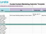 Content Calendar Template Hubspot Editorial Calendar Templates for Content Marketing the