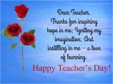 Content for Teachers Day Card Happy Teachers Day Greetings Quotes Messages Sms