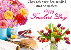Content for Teachers Day Card Teaching is the Profession that Teaches All the Other
