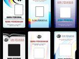 Contoh Background Id Card Keren Desain Id Card Keren Coreldraw Gratis Ongkir