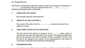 Contract for Goods and Services Template 10 Supply Contract Templates Free Word Pdf Apple