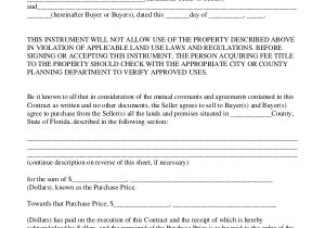 Contract for Sale Of Property Template Sample Real Estate Sales Contract 10 Examples In Pdf Word