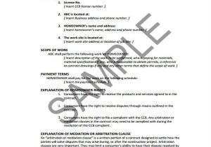 Contract for Work to Be Done Template 10 Work Contract Templates Apple Pages Google Docs