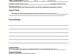 Contract for Work to Be Done Template 12 Best Proposal Images On Pinterest Business Templates