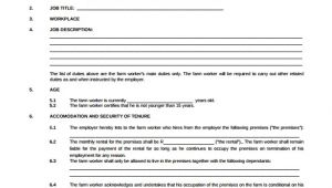 Contract Of Employment Uk Template 23 Sample Employment Contract Templates Docs Word