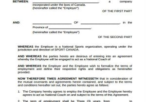 Contract Register Template 26 Contract Agreement form Templates