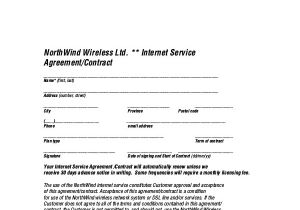 Contract Service Agreement Template Sample Service Agreement Contract 9 Examples In Word Pdf