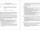 Contract Template Microsoft Word Outsourcing Services Contract Template Microsoft Word