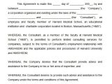 Contract Templates for Consultants Consulting Agreement 7 Free Pdf Doc Download