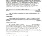 Contract Templates for Contractors 10 Construction Contract Templates Pdf Word Pages