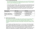 Contract Transition Plan Template Contract Transition Plan Template Templates Resume