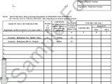 Controlled Drug Register Template Appendix B forms