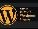 Convert HTML Template to WordPress theme Convert HTML to WordPress theme Part 1 Youtube