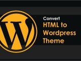 Convert HTML Template to WordPress theme Online Convert HTML to WordPress theme Part 1 Youtube