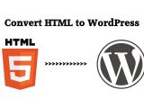 Convert HTML Template to WordPress theme Online Convert HTML Website to WordPress theme Part 1 Youtube