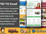 Convert HTML to Email Template Convert Your Psd to HTML Email Template by Email Design