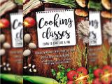 Cooking Flyers Templates Free 24 Modern Cooking Flyer Designs Word Psd Vector Eps