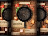 Cooking Flyers Templates Free Free Template Flyer Design Cooking Class Designtube