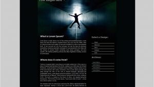 Cool Dreamweaver Templates 45 Best Premium Dreamweaver Website Templates Free