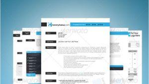 Cool Proposal Templates 20 Creative Invoice Proposal Template Designs Web