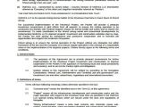 Cooperation Contract Template 12 Cooperation Agreement Templates Word Pdf format