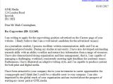 Copy Writer Cover Letter Copywriter Cover Letter Example without Experience