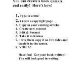 Copyright Template for Book Jim Horan 39 S 7×10 Book Template