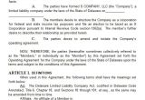 Corp to Corp Contract Template Operating Agreement 11 Free Pdf Google Doc Apple