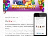 Corporate Birthday Email Template 11 Birthday Email Templates Free Sample Example