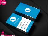 Corporate Business Card Templates Free Download Free Corporate Business Card Template Freedownloadpsd Com