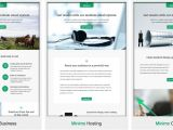 Corporate Email Template Design Customize Your Email Marketing with Fresh Email Templates