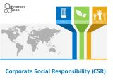 Corporate social Responsibility Policy Template Corporate social Responsibility Csr Powerpoint Templates