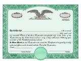 Corporation Stock Certificate Template Stock Certificate Designs Certificate Templates
