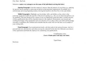 Correct Salutation for Cover Letter Salutation In A Letter Greeting for Cover Letter