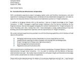 Cover Leter Templates Cover Letter format Creating An Executive Cover Letter