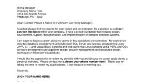 Cover Letter Addressed to Unknown Addressing Cover Letter to Unknown the Letter Sample