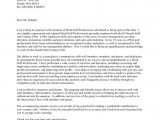 Cover Letter Examples for It Professionals Professional Cover Letters Resume Badak