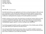 Cover Letter Examples for New Career Path Cover Letter City University